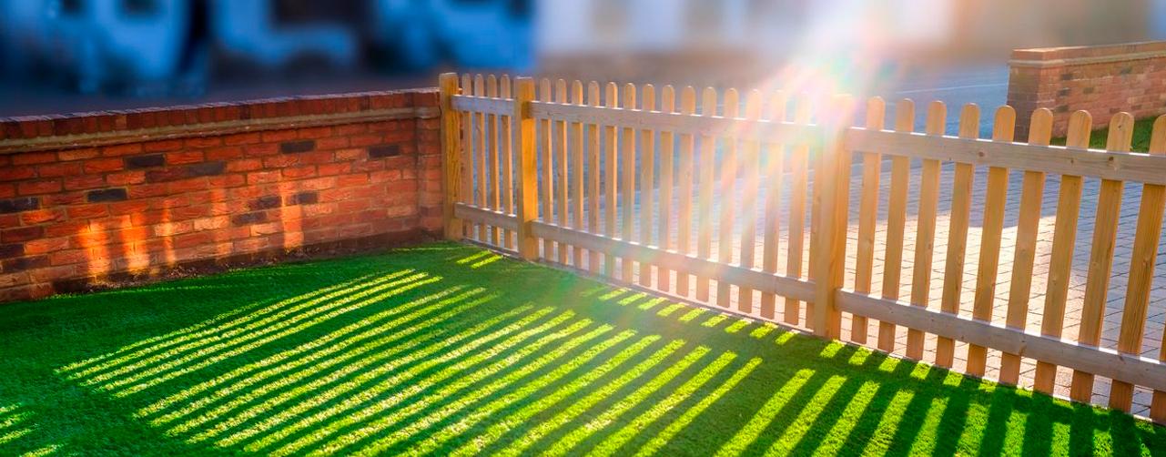 Césped artificial y su resistencia al sol