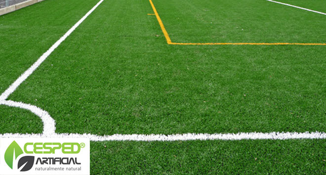 cesped artificial campos deportivos