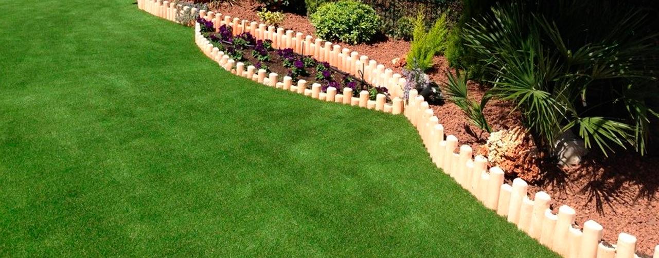 El césped artificial puede ayudarte a deshacerte de las plagas del jardín
